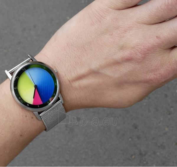 Laikrodis Rainbow e-motion of colors Classic AV45SsM-MBS-cl Paveikslėlis 4 iš 8 310820121563