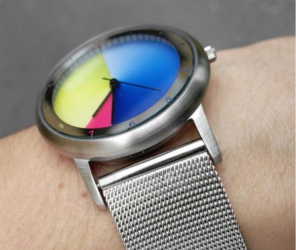 Laikrodis Rainbow e-motion of colors Classic AV45SsM-MBS-cl Paveikslėlis 5 iš 8 310820121563