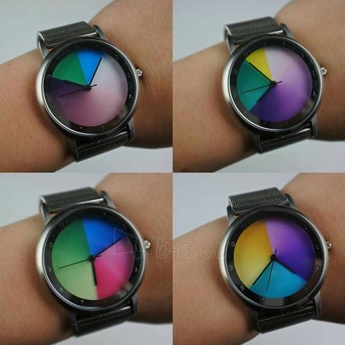 Laikrodis Rainbow e-motion of colors Classic AV45SsM-MBS-cl Paveikslėlis 6 iš 8 310820121563
