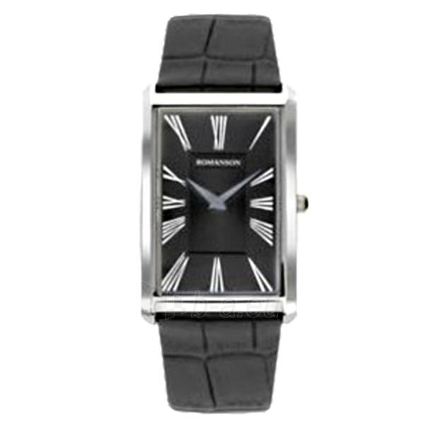 Laikrodis Romanson TL0390 MW BK Paveikslėlis 1 iš 1 30100800715