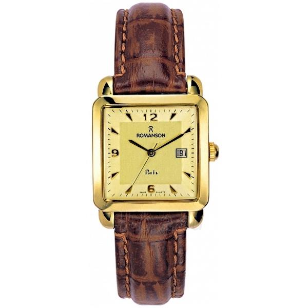 Laikrodis Romanson TL1579 CX GGD Paveikslėlis 1 iš 2 30100800716