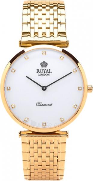 Laikrodis Royal London Hodinky s diamanty 41340-05 Paveikslėlis 1 iš 1 310820113126