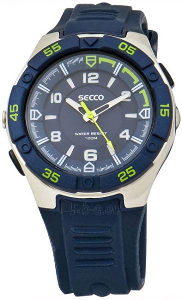 Laikrodis Secco S DQKB-004 Paveikslėlis 1 iš 1 310820112227