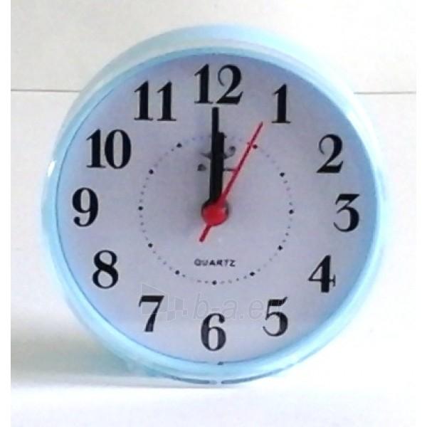 Laikrodis stalinis-žadintuvas 9cm NGY103559 Paveikslėlis 1 iš 1 310820145617