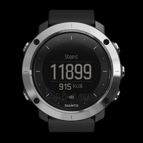 Laikrodis SUUNTO Traverse pulksteņi melns - black Paveikslėlis 1 iš 1 310820014229