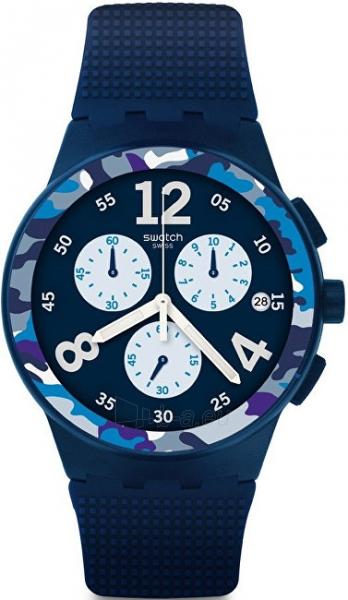 Laikrodis Swatch Camouflage SUSN414 Paveikslėlis 1 iš 2 310820122976