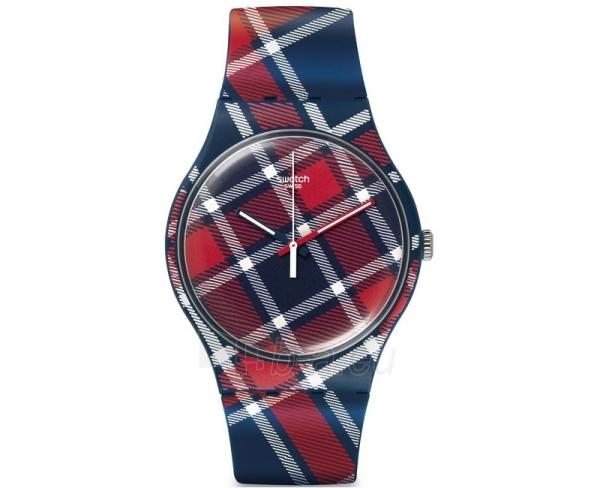 Laikrodis Swatch Color Kilt SUON109 Paveikslėlis 1 iš 1 30100800629