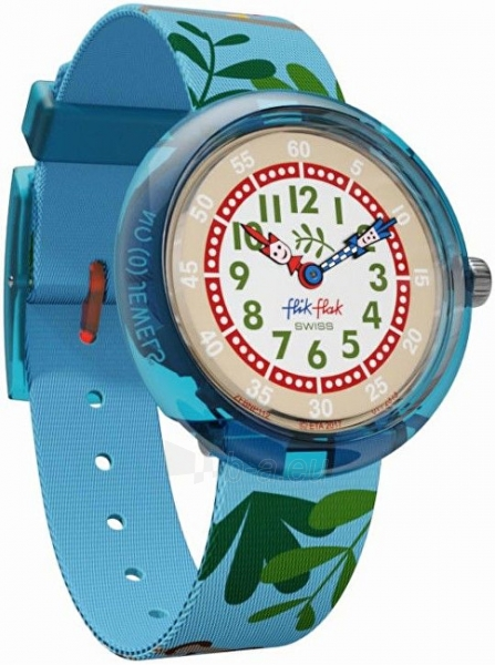 Laikrodis Swatch Flik Flak Amazoonia ZFBNP112 Paveikslėlis 1 iš 5 310820142527