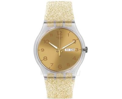 Laikrodis Swatch Golden Sparkle SUOK704 Paveikslėlis 1 iš 1 30100800632