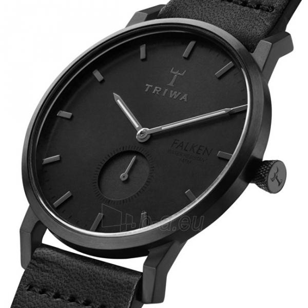 Laikrodis Triwa FALKEN Midnight TW-FAST115-CL010101 Paveikslėlis 3 iš 7 310820112876