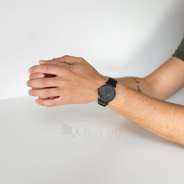 Laikrodis Triwa FALKEN Midnight TW-FAST115-CL010101 Paveikslėlis 5 iš 7 310820112876