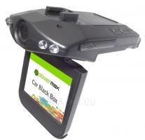 Atpūta videokamera POWERMAX PMX PBBR01 HD IR LCD 2.5'' automātiska ierakstīšana Paveikslėlis 1 iš 2 30057600065