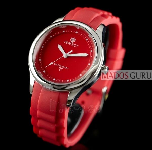 Laisvalaikio stiliaus Perfect laikrodis PF2120R Paveikslėlis 3 iš 6 30069500412