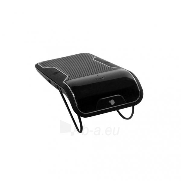 Laisvų rankų įranga ART CAR HANDS FREE SET BLUETOOTH FM-06 Paveikslėlis 2 iš 3 310820044144