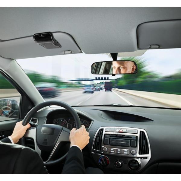 Laisvų rankų įranga ART CAR HANDS FREE SET BLUETOOTH FM-06 Paveikslėlis 3 iš 3 310820044144