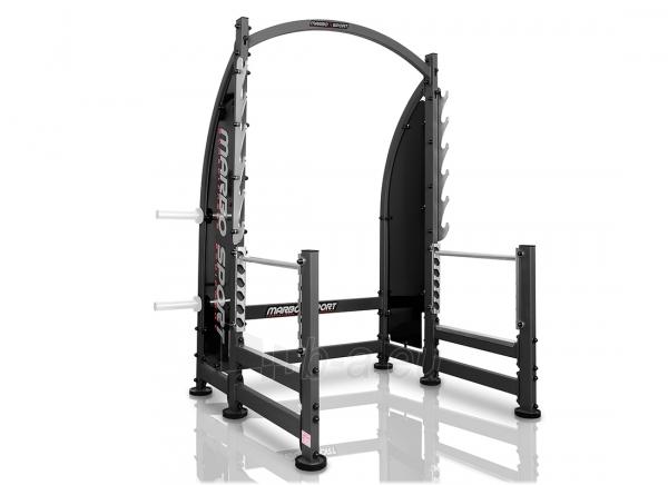 Laisvų svorių staklės MARBO MP-S202, profesionalios Paveikslėlis 1 iš 3 310820024079