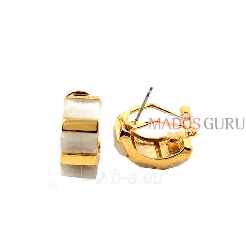 boat-shaped earrings A047 Paveikslėlis 1 iš 1 30070000038