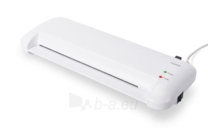 Laminavimo aparatas EDNET A4, 400mm/min., 80-125 micron, white Paveikslėlis 1 iš 6 310820096684