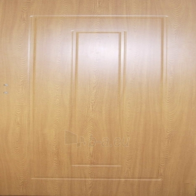 Laminuotos vidaus durys MG-DOORS 2050x720x40 mm (pilnos), ažuolo sp., Paveikslėlis 1 iš 1 237930400069