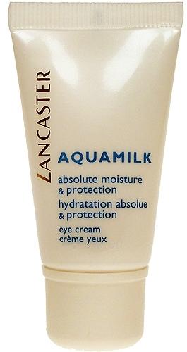 Lancaster AquaMilk Absolute Moisture Eye Cream Cosmetic 15ml Paveikslėlis 1 iš 1 250840800149