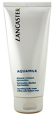 Lancaster AquaMilk Nourishing Body Cream Cosmetic 200ml Paveikslėlis 1 iš 1 250850200536