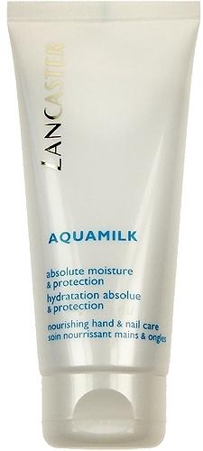 Lancaster AquaMilk Nourishing Hand & Nail Care Cosmetic 100ml Paveikslėlis 1 iš 1 250850400031