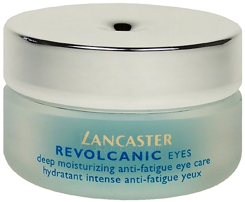 Lancaster Revolcanic Deep Moisturizing Eye Care Cosmetic 15ml Paveikslėlis 1 iš 1 250840800151