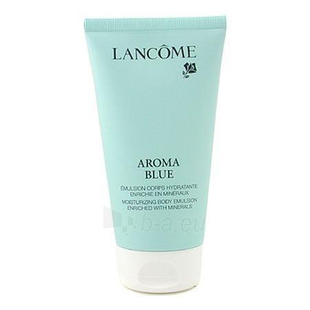 Lancome Aroma Blue Moisturizing Body Emulsion Cosmetic 150ml Paveikslėlis 1 iš 1 250850200538