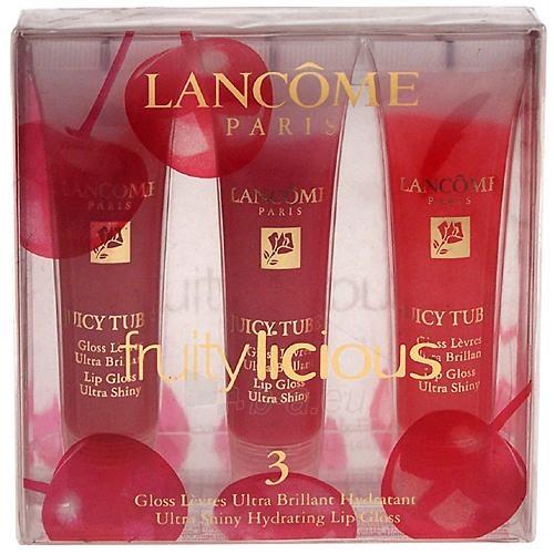 Lancome Juicy Tubes 3 Fruity Licious Cosmetic 45ml Paveikslėlis 1 iš 1 2508721000157
