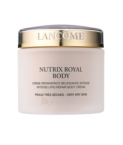 Lancome Nutrix Royal Body Butter Cosmetic 200ml Paveikslėlis 1 iš 1 250850200911