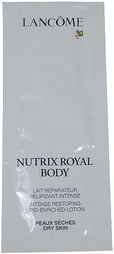 Lancome Nutrix Royal Body Dry Skin Cosmetic 10ml Paveikslėlis 1 iš 1 250850200539