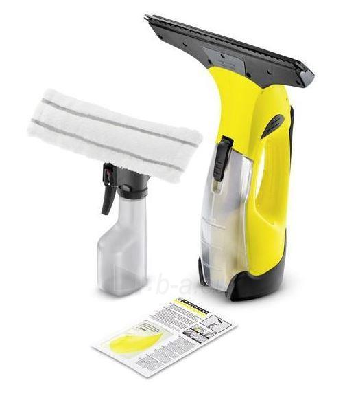 Langų valytuvas Window cleaner Karcher WV 5 Plus | 1.633-440.0 Paveikslėlis 1 iš 1 310820182588
