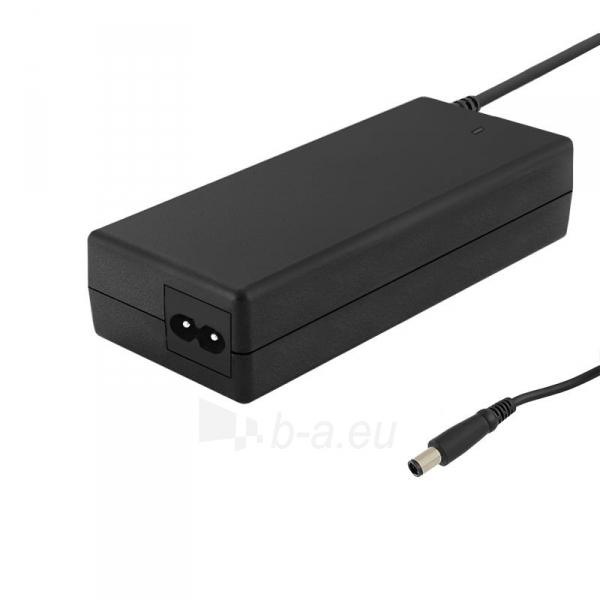 Laptop AC maitinimo šaltinis Qoltec HP Compaq 65W | 18.5V | 3.5 A | 7.4x5.0+pin Paveikslėlis 1 iš 2 310820027393