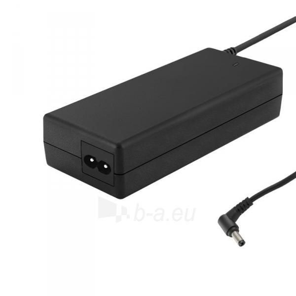 Laptop AC maitinimo šaltinis Qoltec Lenovo 90W | 4.74A | 19V | 5.5x2.5 Paveikslėlis 1 iš 2 310820027396