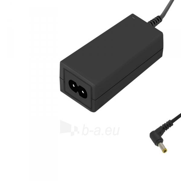Laptop AC maitinimo šaltinisr Qoltec Acer 40W | 2.1 A | 19V | 5.5x1.7 Paveikslėlis 1 iš 2 310820027400