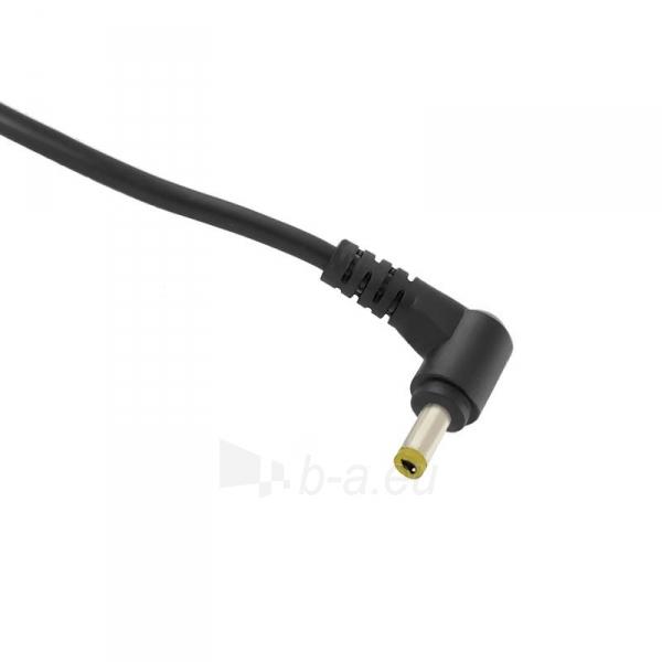 Laptop AC maitinimo šaltinisr Qoltec Acer 40W | 2.1 A | 19V | 5.5x1.7 Paveikslėlis 2 iš 2 310820027400