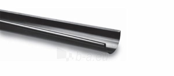 Latakas Ruukki 125 mm (4m) Paveikslėlis 1 iš 2 310820024358