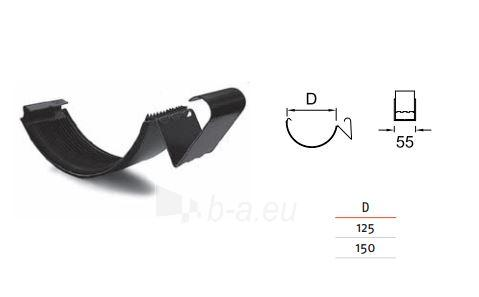 Latako sujungimo apkaba Ruukki 125 mm Paveikslėlis 1 iš 2 310820024627