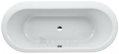 LAUFEN SOLUTIONS akrilinė vonia 180x80 cm, su rėmu ir paneliu Paveikslėlis 1 iš 1 270716000487