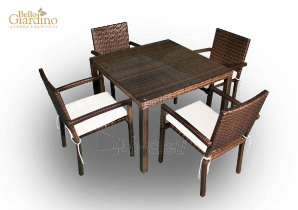 Lauko baldų komplektas ADORAZIONE Paveikslėlis 8 iš 8 250402300019