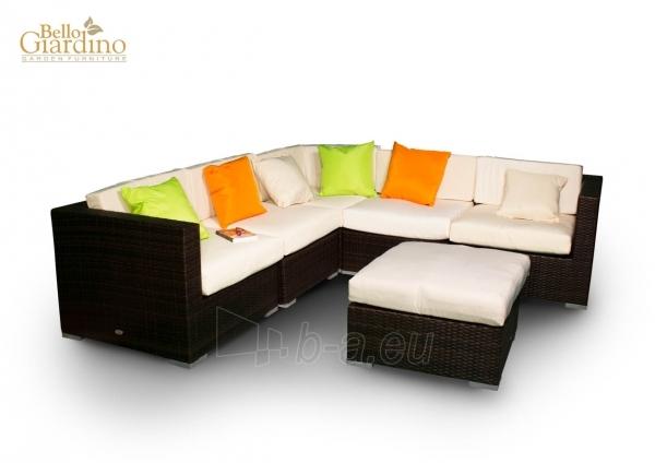 Lauko baldų komplektas AGIATO Paveikslėlis 1 iš 10 250402300020