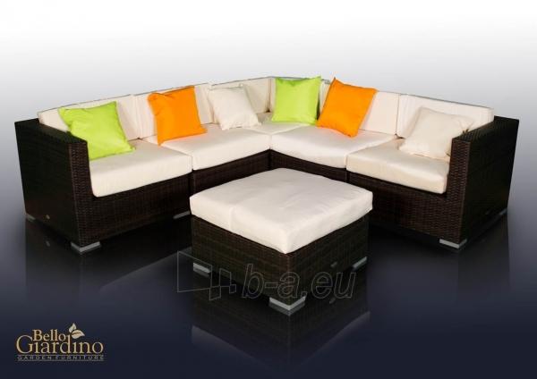 Lauko baldų komplektas AGIATO Paveikslėlis 9 iš 10 250402300020