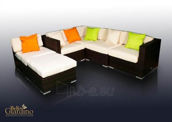 Lauko baldų komplektas AGIATO Paveikslėlis 8 iš 10 250402300020