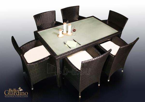 Lauko baldų komplektas CAPITALE Paveikslėlis 6 iš 16 250402300016