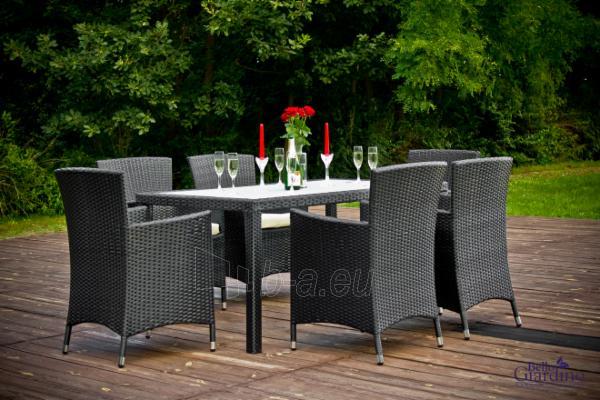 Lauko baldų komplektas CAPITALE Paveikslėlis 1 iš 16 250402300016
