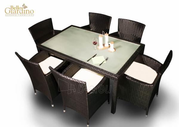 Lauko baldų komplektas CAPITALE Paveikslėlis 5 iš 16 250402300016