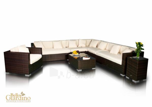Lauko baldų komplektas MAGNIFICO Paveikslėlis 1 iš 10 250402300023
