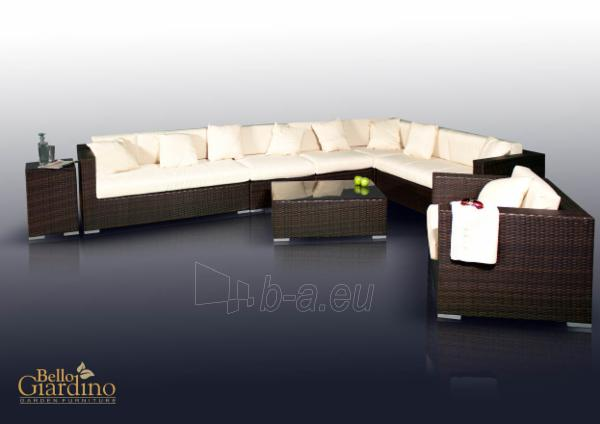 Lauko baldų komplektas MAGNIFICO Paveikslėlis 10 iš 10 250402300023