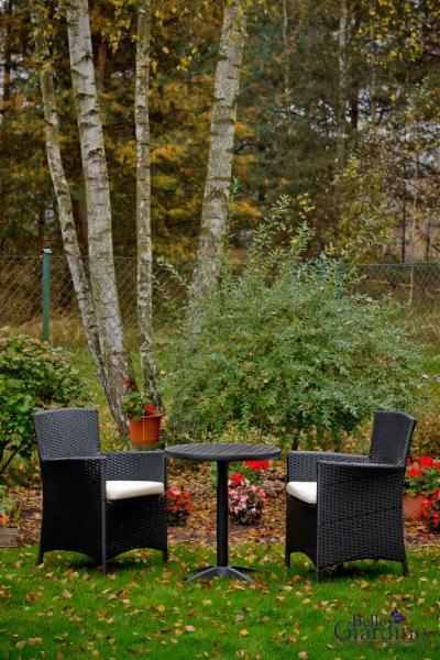 Lauko baldų komplektas POCO juodas 003 Paveikslėlis 4 iš 8 250402300069