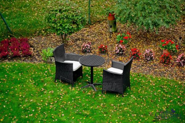 Lauko baldų komplektas POCO juodas 003 Paveikslėlis 6 iš 8 250402300069